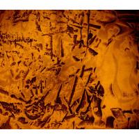 Złoty Mosiądz Antyczny, spoiwo żywiczne, szpachla